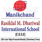 Rasiklal M Dhariwal International School